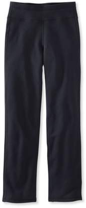 L.L. Bean L.L.Bean Polartec Power Stretch Pants, Straight-Leg