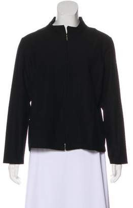 Eileen Fisher Casual Zip-Up Jacket