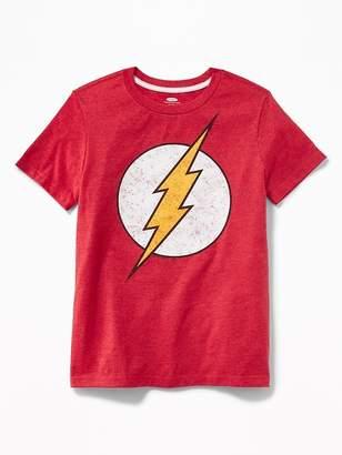 Old Navy Boys DC Comics The Flash Tees