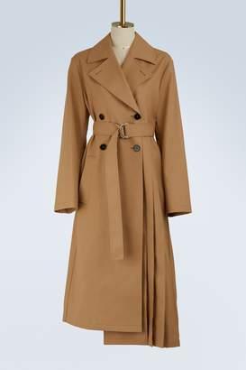 Jil Sander Esprit trench coat