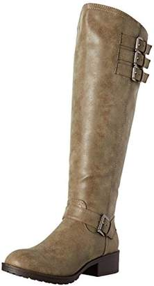 Madden Girl Women's Mollieee Riding Boot $79.95 thestylecure.com