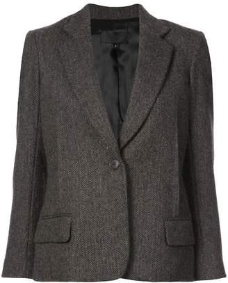 Nili Lotan cropped sleeve blazer