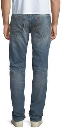 True Religion Men's Skinny-Fit Old Multi-Stitch Jeans