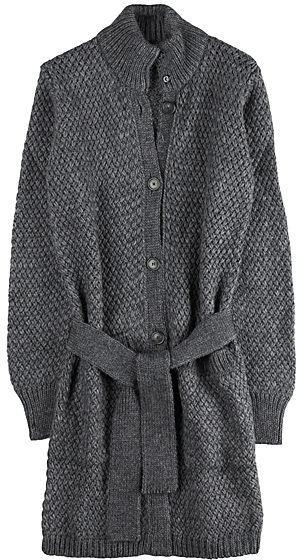 Vanessa Bruno Athé Oversized Knit Cardigan
