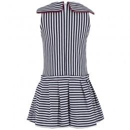 Mayoral Nautical Sleeveless Sailor Dress