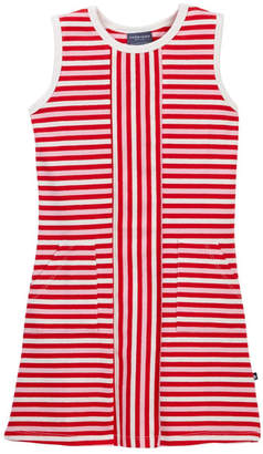 Toobydoo Aubrey Striped Tank Dress (Toddler, Little Girls, & Big Girls)
