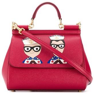 Dolce & Gabbana sailor handbag