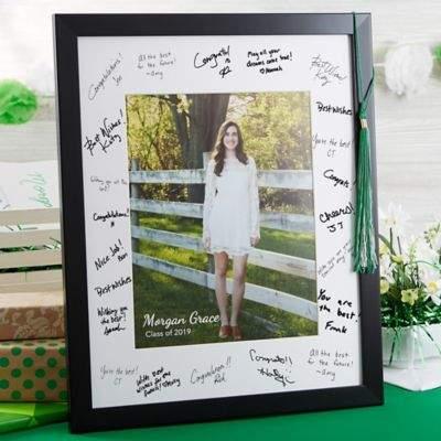 Bed Bath & Beyond Graduate Signature 8-Inch x 10-Inch Photo Frame