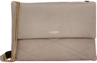 Lanvin Women's Quilted Sugar Shoulder Bag $2,190 thestylecure.com