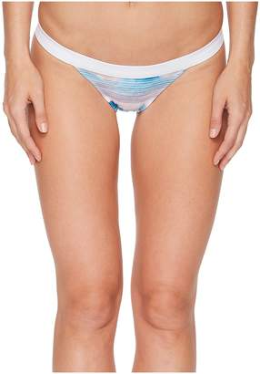 RVCA Washed Lines Skimpy Bottom Women's Swimwear