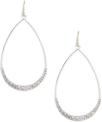 Panacea Crystal Teardrop Earrings