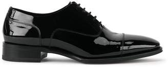DSQUARED2 patent oxford shoes