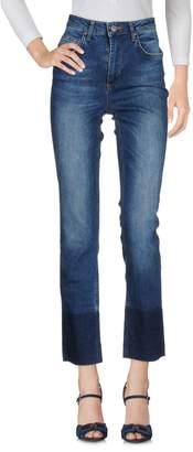 Anine Bing Denim pants - Item 42675321JL