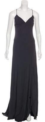 Narciso Rodriguez Sleeveless Evening Dress w/ Tags purple Sleeveless Evening Dress w/ Tags