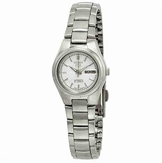 Seiko Women's SYMC07 5 Automatic Dial Stainless Steel Watch