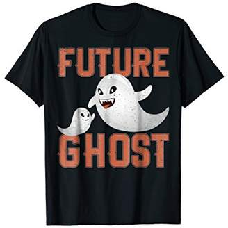 Future Ghost Kid Toddler Boy Girl Tshirt