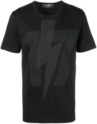 Hydrogen studded logo T-shirt