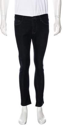 The Kooples Woven Skinny Jeans