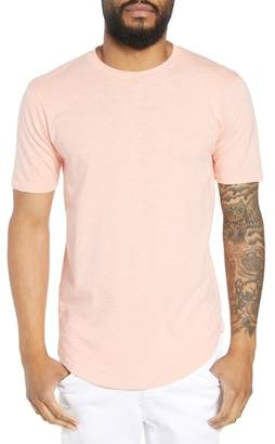 Goodlife Scallop Hem Slub Crewneck T-Shirt