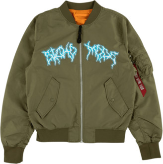 Travis Scott Sicko Mode Bomber Jacket