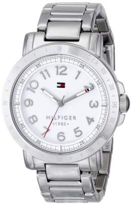 Tommy Hilfiger Women's 1781397 Analog Display Quartz Silver Watch