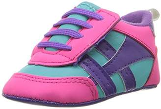 ABG Baby Girls' Neon Sneaker