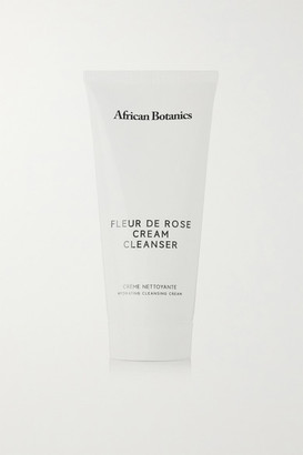 African Botanics Fleur De Rose Cream Cleanser, 100ml - one size