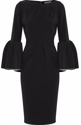Roksanda Margot Gathered Crepe Dress