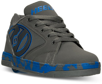 Heelys Little Boys' Propel 2.0 Casual Skate Sneakers from Finish Line $54.99 thestylecure.com