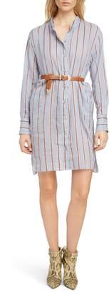 Etoile Isabel Marant Yucca Stripe Shirtdress
