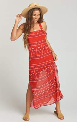 Show Me Your Mumu Shay Maxi Dress ~ Bandana Bandit