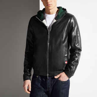 Reversible Leather Jacket $2,495 thestylecure.com
