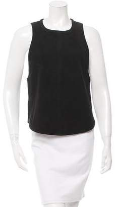Veda Suede Sleeveless Top w/ Tags