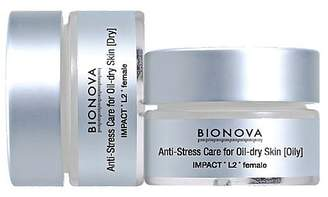 Bionova Women's Nano Skin Tech Facial Anti-Stress For Oily-Dry Skin (Level 2)