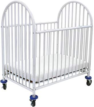 L.A. Baby Deluxe Compact Crib & Mattress