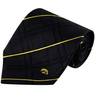 Eagles Wings Iowa Hawkeyes Oxford Silk Tie