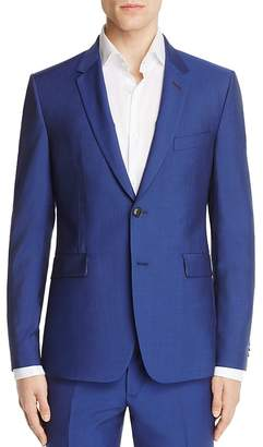 Paul Smith Solid Mohair Slim Fit Suit Separate Sport Coat $995 thestylecure.com