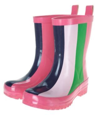 Stripe Rainboot