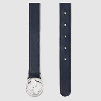 Gucci Children's leather belt