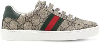 Gucci Gg Supreme Canvas Sneakers