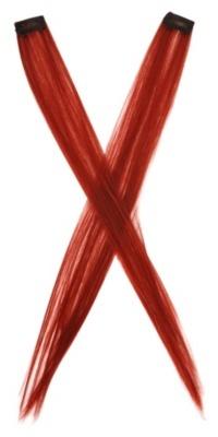 Clip-In Hair Extensions 2-Pack - Auburn
