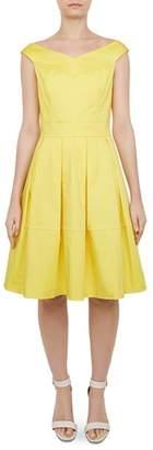 Ted Baker Jullee Off-the-Shoulder Dress