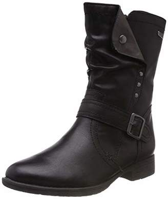 Jana Women's 8-8-26413-21 Ankle Boots, (Black 001)
