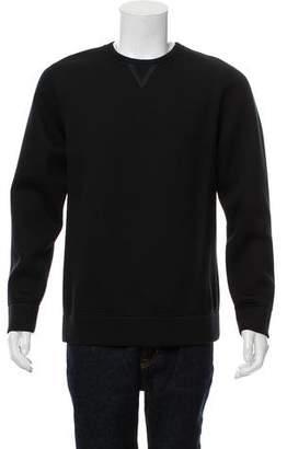 Helmut Lang Sponge Crew Neck Sweater w/ Tags