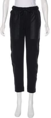 Helmut Lang Straight-Leg Sweat Pants w/ Tags