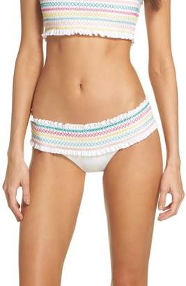 Isabella Collection ROSE Crystal Cove Smocked Bikini Bottoms