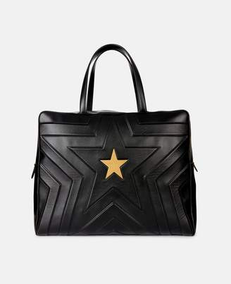 Stella McCartney stella star travel bag