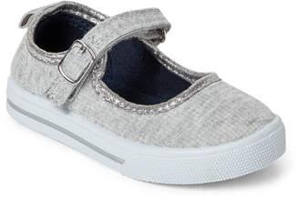 Osh Kosh B'gosh (Toddler Girls) Grey Mary Jane Shoes