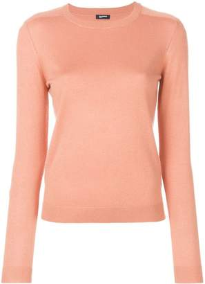 Jil Sander Navy round neck jumper