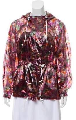 Isabel Marant Printed Zip-Up Jacket